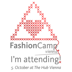 FashionCamp Vienna Badge