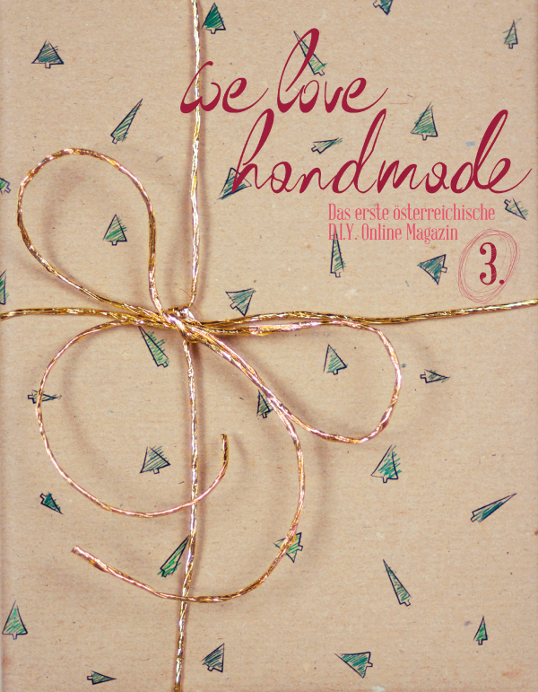 we love handmade MAG #3