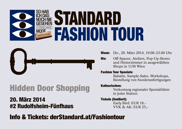 Standard Fashion Tour 2