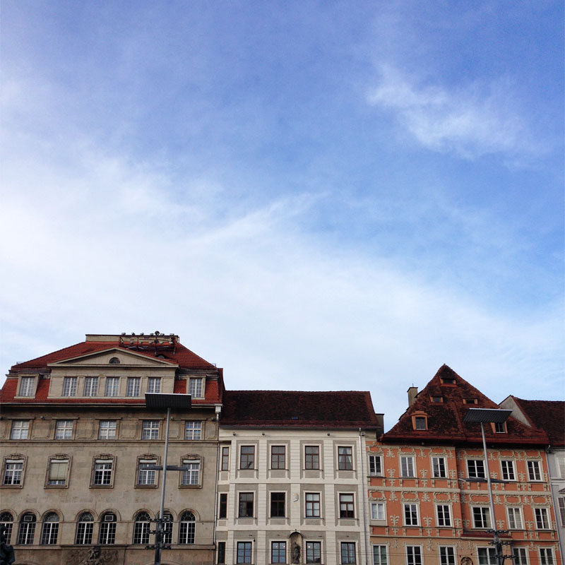 travel-guide graz: herrengasse | h.anna