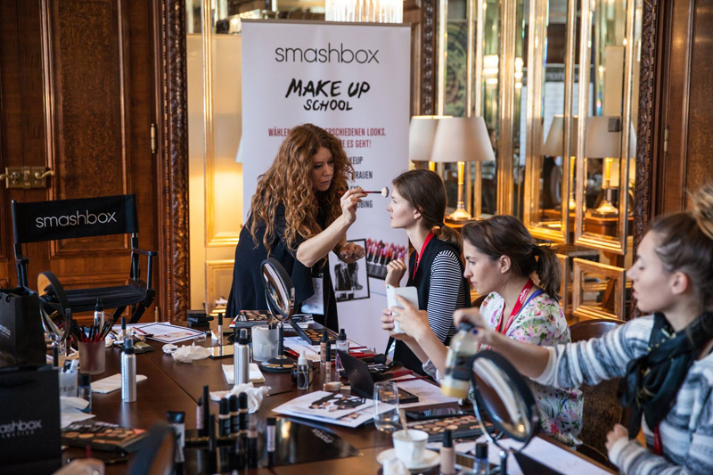 Beauty Workshop powered by SmashboxFashionCamp Vienna | h.anna
