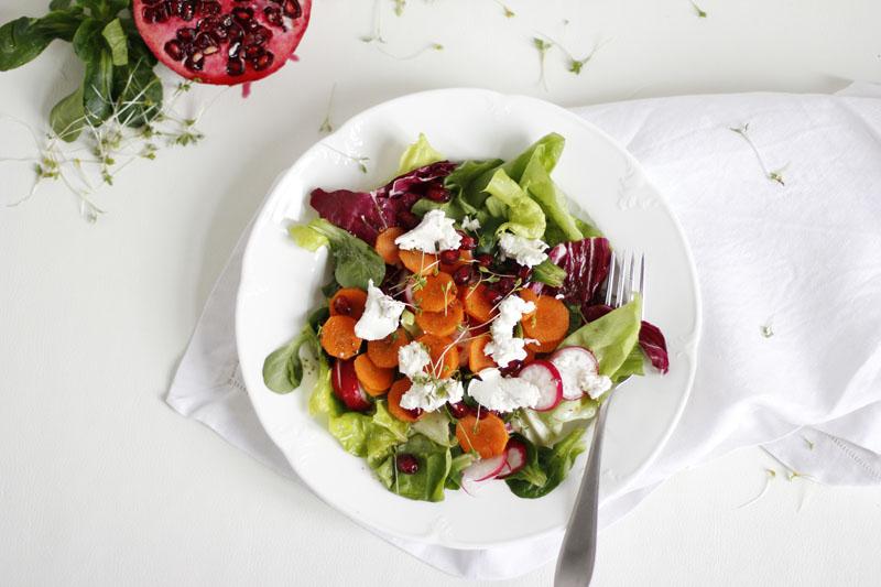 rezept: wintersalat | h.anna