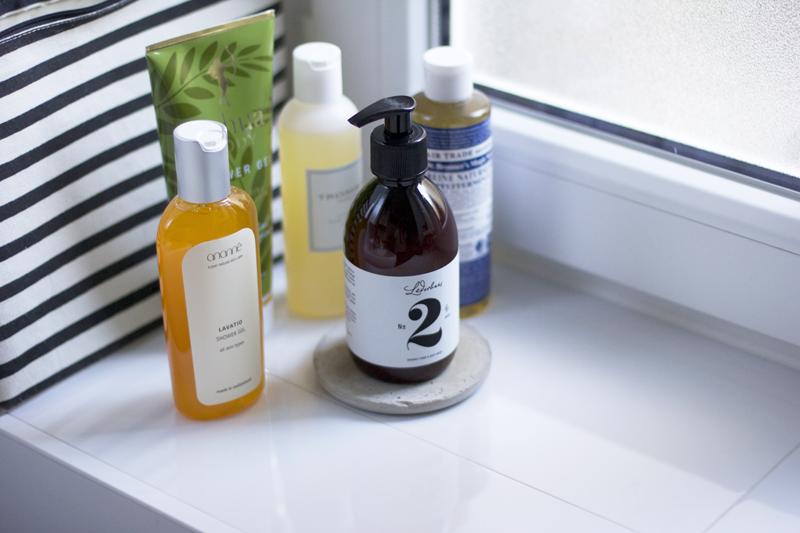 organic shower gels | h.anna