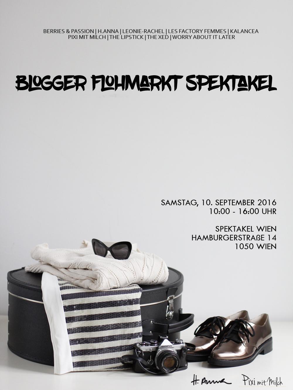 blogger flohmarkt spektakel | h.anna