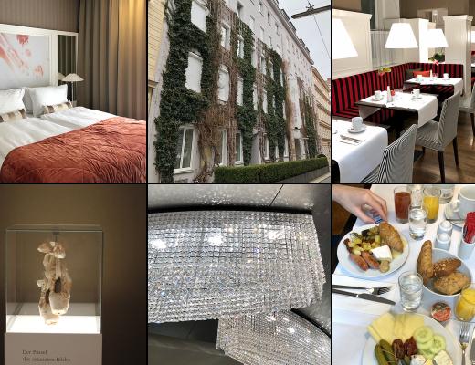 The Harmonie Hotel Vienna Hotel | H.Anna